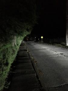 sudden illumination