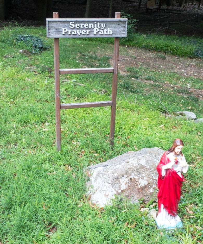 serenity prayer path